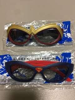 Batman superman real 3D glasses 👓