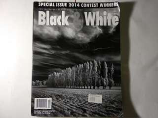 Black and White: Special Issue 2014 Contest Winners