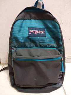 Tas jansport blue - gray