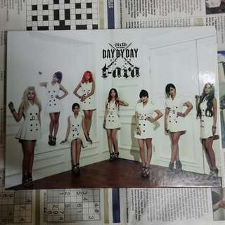 tara album T-ara day by day