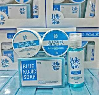 BLUE Rejuvenating Set