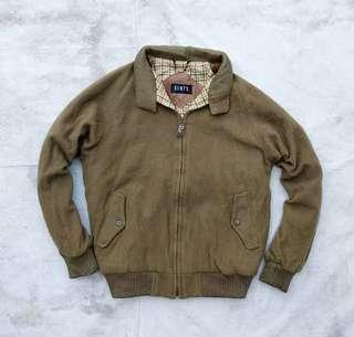 Gent's Wool Harrington Jacket