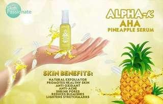 Alpha K AHA Serum by Skin passionate
