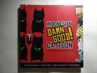 Indonesian Damn Good! Cartoon