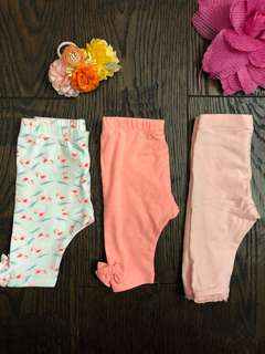 1 Set Mothercare Legging 3pcs