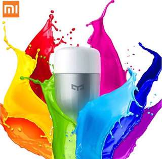 Xiaomi Yeelight Bulb (Colored)