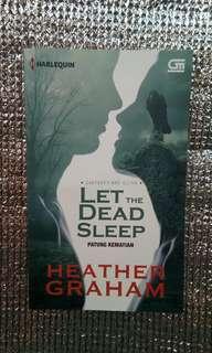💯 Novel Let The Dead Sleep by Heather Graham