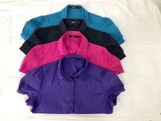 G2000 Short sleeves blouse