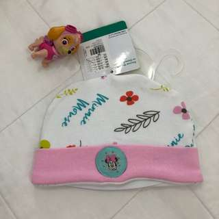 Minnie Mouse baby cap 2