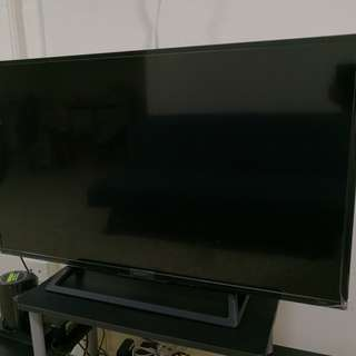 LED HDMI SONY BRAVIA TV 101.6 cm