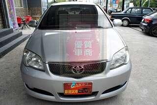 豐田:2005_Vios_1.5_銀色