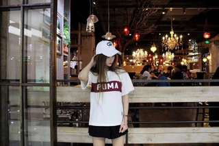 Puma polo tee in 3 colors