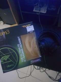 Armaggedon Atom 3 Gaming Headset