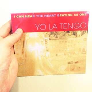 🚚 Yo la tengo《I can hear the heart beating as one》全新未拆