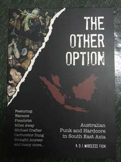 The Other Option - south east asia punk & hardcore