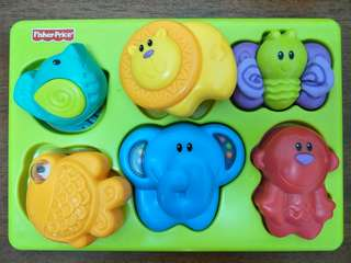 Fisher Price - Baby Toys (sensory toys)