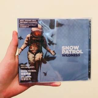 🚚 Snow Patrol 雪警樂團 狂野世代《Wildness 》