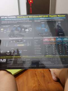 Asus RT AC 1200 G PLUS