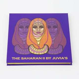 🚚 Juvia's The Saharan II Eyeshadow Palette