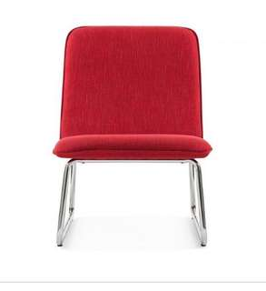 Red Structube Chairs (x2)