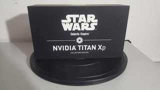 NVIDIA GTX  TITAN XP 星球大戰(限量版)顯示卡