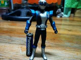 Kamen Rider and Super Sentai Rubber Figures