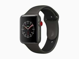 Apple watch series 3 GPS Space Gray 42mm