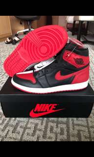 "Air Jordan 1 AJ 1 ""Homage to Home"""