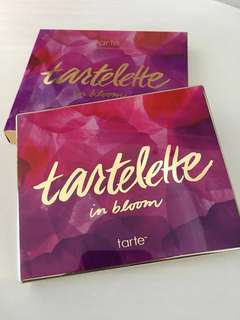 🛍清貨 現貨三盒 購自美國 正貨🛍Tarte Tartelette In Bloom Clay Eyeshadow Palette