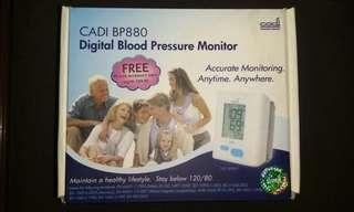 Cadi BP880 Blood pressure monitoring device