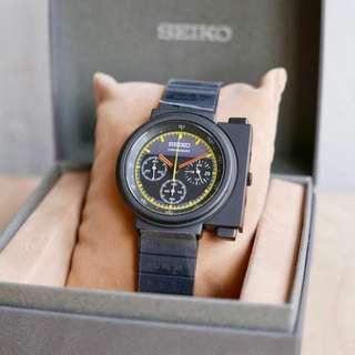 SEIKO SPIRIT X GIUGIARO 復刻異形II限量錶款 #casio #g shock #swatch