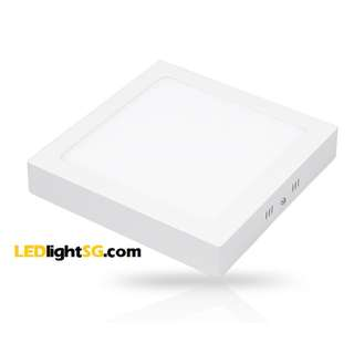 18W LED Surface Panel Ceiling Light 1 year warranty Square Lamp