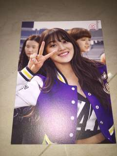 Twice page two Monograph postcard
