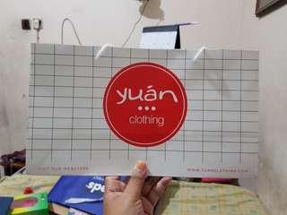 Paperbag Yuan Small
