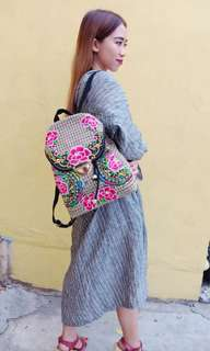 Fresh thailand. Embroidery bags onhand
