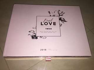 First love season greeting
