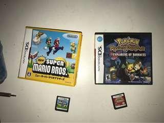 Super Mario & Pkmn Mystery Dungeon