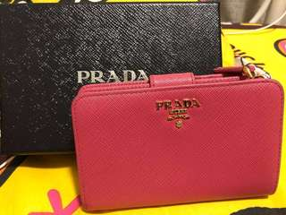 Prada Wallet 有單有証書