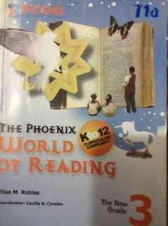 Grade 3 book