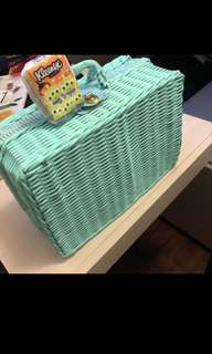 婚後物資 Tiffany blue picnic box