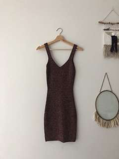 Wilfred knit dress