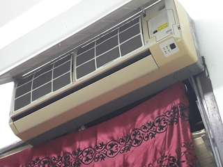 Aircon service and installation.normal service and chamical full service.pindah aircon.remove aircond.call.whatapp.0163884916