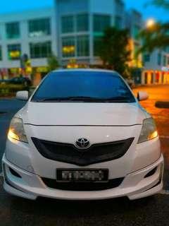 Toyota Vios 1.5(A)
