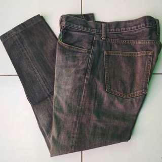 Uniqlo jeans - jeans uniqlo - celana jeans uniqlo