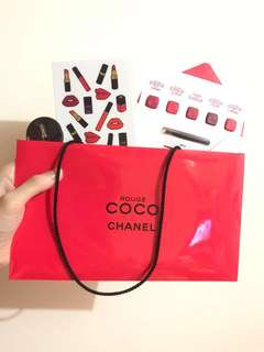Chanel Coco Game Centre Gift Set