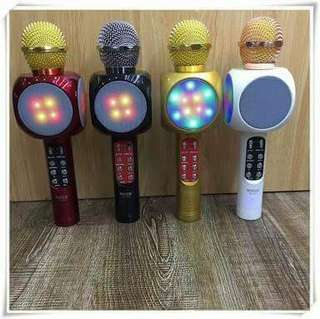 Bluetooth LED Microphone