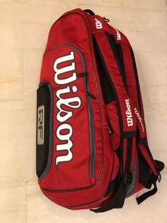 RF ( Roger Federer) Tennis Bag for immediate Sale