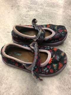 Purple Toms Shoes