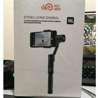 Smartphone 3-axis gimbal