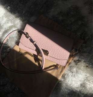Authentic Burberry Wallet on Chain